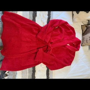 Betsy Johnson bathrobe